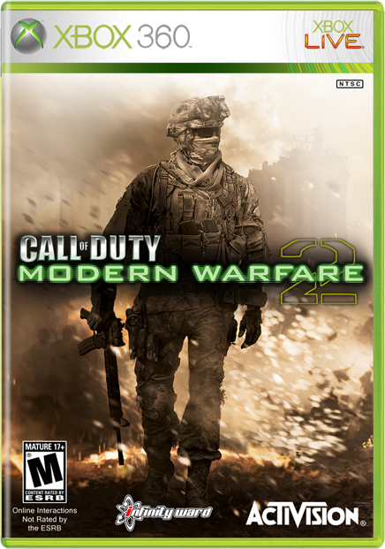 call of duty 8 modern warfare 3 release date. Call of Duty: Modern Warfare 2