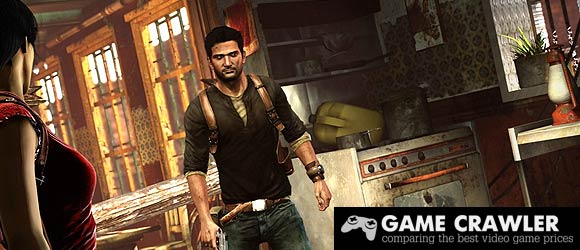 Uncharted 2 Leads Bafta Nominations