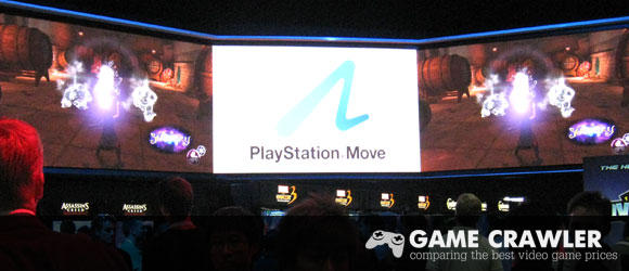 Sony Screens E3 2010