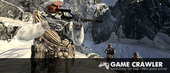 Pre-order Call of Duty: Black Ops. It's that time again, when we await the
