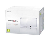 Nintendo Handheld Console 3DS - Ice White