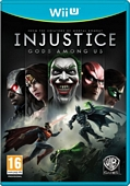 Injustice: Gods Among Us (Nintendo Wii U)