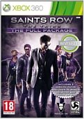 Saints Row The Third The Full Package: Classics(Xbox 360)