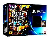 Sony PS4 Console with Grand Theft Auto V (PS4)