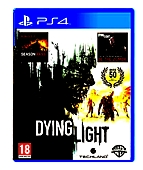 Dying Light - Be the Zombie Edition (PS4)