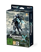Xenoblade Chronicles X - Limited Edition (Nintendo Wii U )