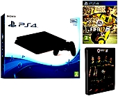 Sony PlayStation 4 500GB + FIFA 17 Standard Steelbook (Exclusive to Amazon.co.uk)