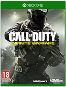 Call Of Duty: Infinite Warfare Standard Edition w/ Extra Content and Pin Badges (Exclusive to Amazon.co.uk) (Xbox One)
