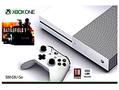 Xbox One S Battlefield Console Bundle (500GB)