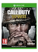 Call of Duty: WWII + Digital Zombies Weapon Camo + Zombies Prima Strategy Add-On (Exclusive to Amazon.co.uk) (Xbox One)
