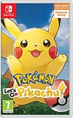 Pokemon: Let''s Go, Pikachu! (Nintendo Switch)