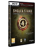 Sudden Strike 4 Complete Collection PC DVD