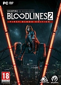 Vampire: The Masquerade - Bloodlines 2 PC DVD