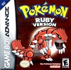 Pokemon Ruby Version (GBA)