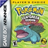 Pokemon Leaf Green (GBA)