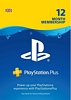 PlayStation Plus: 12 Month Membership | PS4 | PSN Download Code - UK account