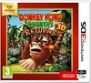 Nintendo Selects - Donkey Kong Country Returns 3D (Nintendo 3DS)