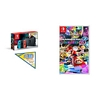Nintendo Switch (Neon Red/Neon Blue) with GBP30 Nintendo E-shop Credit & Mario Kart 8 Deluxe