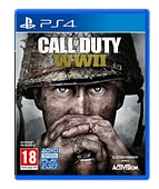 Call of Duty : WWII + Digital Zombies Weapon Camo + Zombies Prima Strategy Add-On (Exclusive to Amazon.co.uk) (PS4)